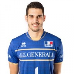 Jonas Aguenier Volleyball Player