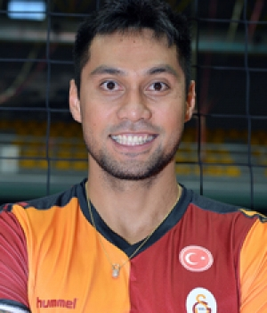 Samuele Tuia Volleyball Player